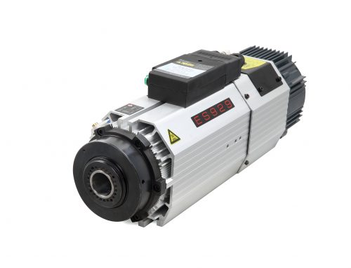 DECI DC-145A ISO30 24000rmp 9.0kw ATC spindle motor
