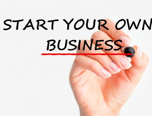 Want to Start Own Business